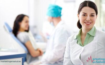 Importancia del marketing en el sector salud