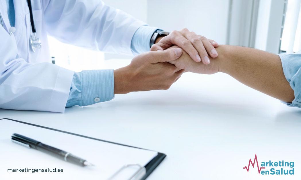 ¿Cómo generar confianza con tus pacientes a través de tu marketing online?